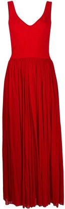 Alexander McQueen Pleated Dress