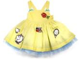 Girl's Disney By Tutu Couture Belle Applique Tutu Dress