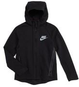 Nike Boy's Tech Fleece Full Zip Hoodie