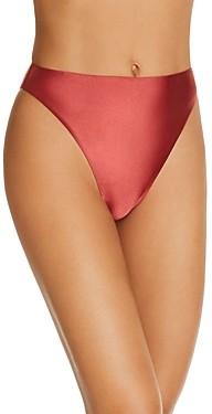 Dolce Vita Trail Blazer High-Waist Bikini Bottom