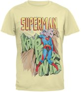Superman Vs. Kryptonite Soft T-Shirt