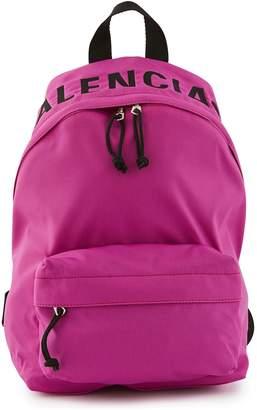 Balenciaga Wheel S backpack