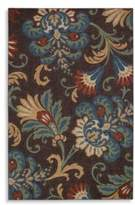 Bed Bath & Beyond Charleston 5-Foot x 8-Foot Rug in Chocolate