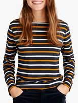Seasalt Sailor Stripe Long Sleeve Jersey Top