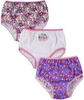 "My Little Pony Little Girls' Toddler ""Magic Manes"" 3-Pack Panties"