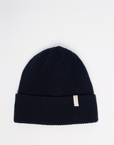Selected Beanie - Blue