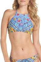 Nanette Lepore Women's Woodstock Stargazer Bikini Top