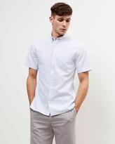 Jaeger Horizontal Striped Shirt