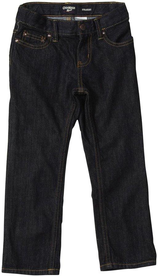 Osh Kosh Denim Pants - Denim-Denim-4