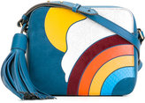 Anya Hindmarch tassel detail crossbody bag - women - Leather - One Size