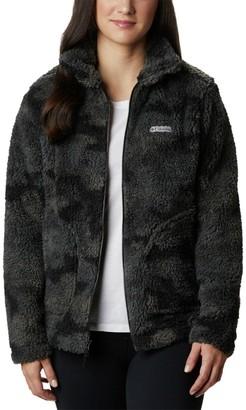 Columbia Winter Pass Sherpa Full-Zip Fleece Jacket - Women's