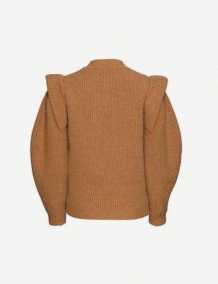 Isabel Marant Bolton cashmere and wool-blend jumper