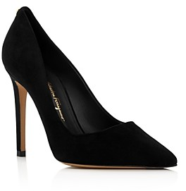 Salvatore Ferragamo Women's Only 100mm High-Heel Pumps - 100% Exclusive