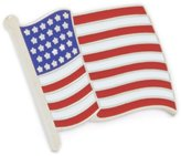 Roundtree & Yorke American Flag Lapel Pin