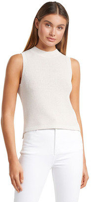 Forever New Rosa Textured Knit Tank