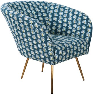 HomePop Ashby Accent Chair