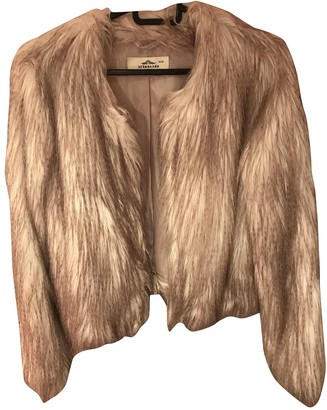 Urban Code Urbancode Beige Jacket for Women