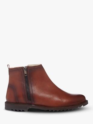 Bertie Prestley Lace Up Boots