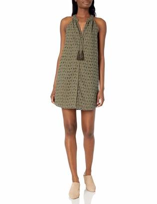 Cooper & Ella Women's Layla Eyelet Tassel Dress