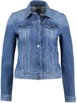 Armani Exchange Denim jacket denim indaco