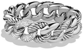 David Yurman Belmont Bracelet with Diamonds