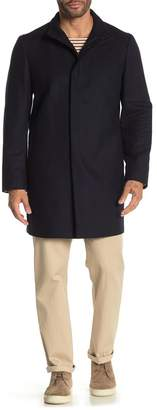 Theory Belvin Modus Melton Coat