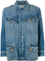 Current/Elliott The Update denim jacket - women - Cotton/Lyocell - 2
