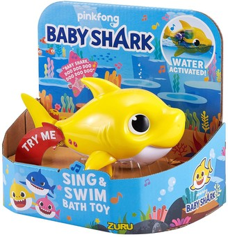 Baby Shark Swim & Sing Bath Toy