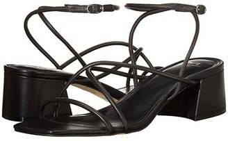 Marc Fisher Jared (Black Leather) Women's Shoes