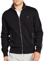 Polo Ralph Lauren Full-Zip Interlock Track Jacket