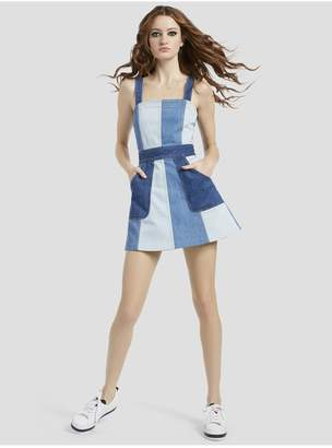 Alice + Olivia Jamiee Mini Dress With Pockets