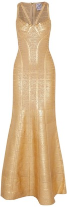 Herve Leger Long dresses