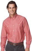 Chaps Men's Chambray Button-Down Shirt