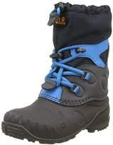 Jack Wolfskin Unisex-Kids Iceland Passage High K Snow Boot,11 M US Little Kid
