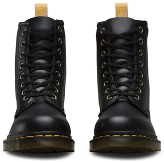Dr. Martens Vegan 1460 8 Eye Lace Up Boot Black