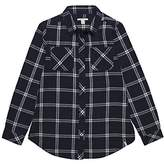 Esprit Girl's RK12025 Blouse,(Manufacturer Size: Small)