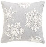 Nordstrom Snowflake Jersey Accent Pillow