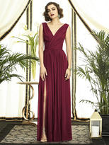 Dessy Collection 2894 Dress In Burgundy