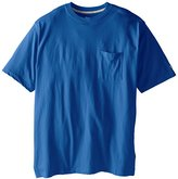 Champion Men's Big-Tall Jersey Pocket T-Shirt