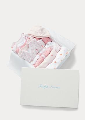 Ralph Lauren Cotton 16-Piece Gift Set