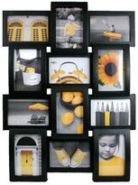 "Kiera Grace Curve 12-opening 4"" x 6"" Wall Photo Collage"