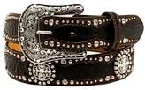 Ariat Women's Faux Gator Concho Belt - A15168107