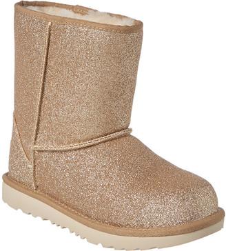 UGG Kids Classic Short Ii Glitter Boot