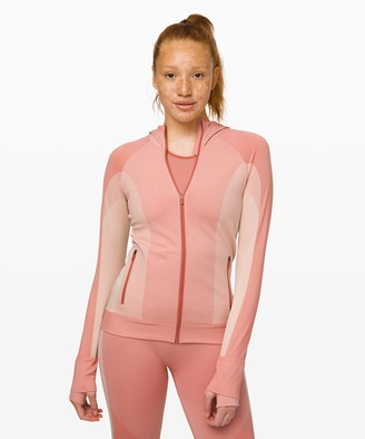 Lululemon Ebb to Train Jacket *Abstract
