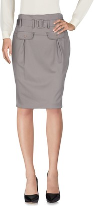 Ab/Soul Knee length skirts