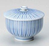 watou.asia Ran-Senkin 3.5inch Set of 5 Tea Cups porcelain Made in Japan