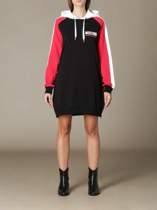 Moschino Sweatshirt Dress Women