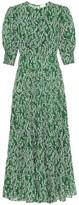Rixo Kristen cotton-blend maxi dress