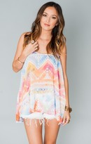 MUMU Lenz Spaghetti Tank Top ~ Salvation Mountain