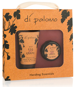Di Palomo Fig & Grape Handbag Essentials Set